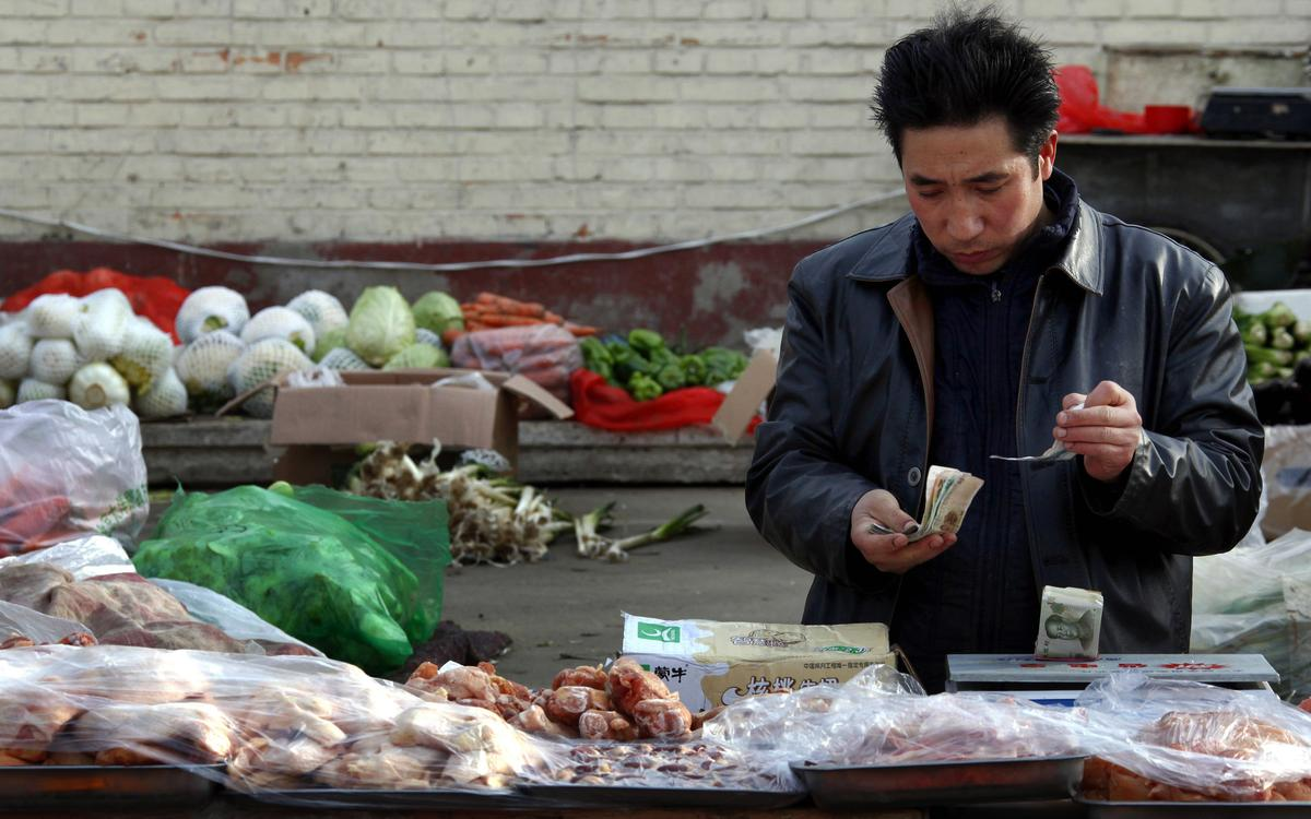 China August factory deflation deepens, prices fall most in three...