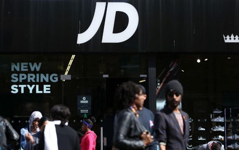 Image result for JD Sports outpaces weak UK high street with profit rise