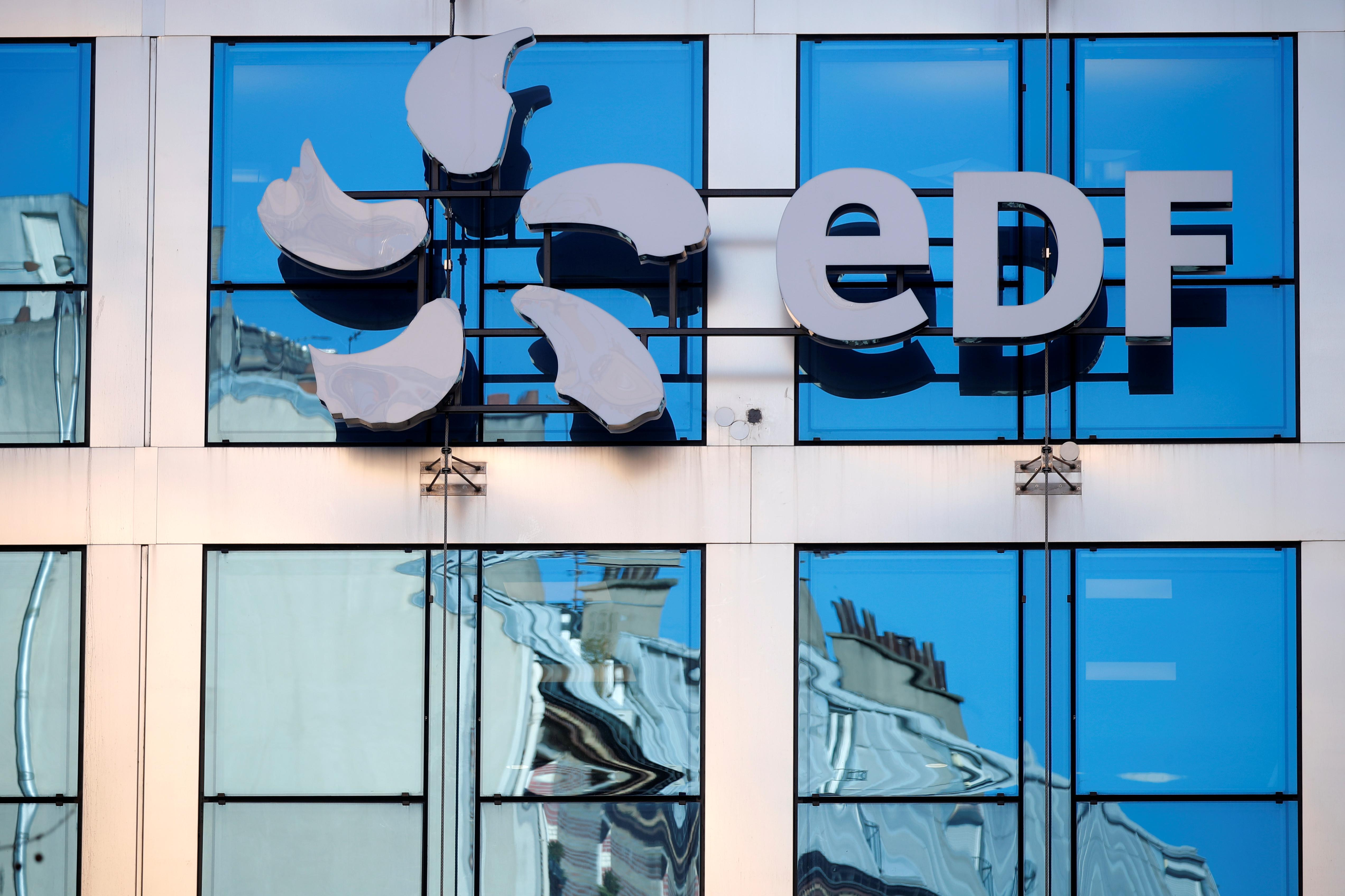 France's EDF flags problems with nuclear welds, shares dive