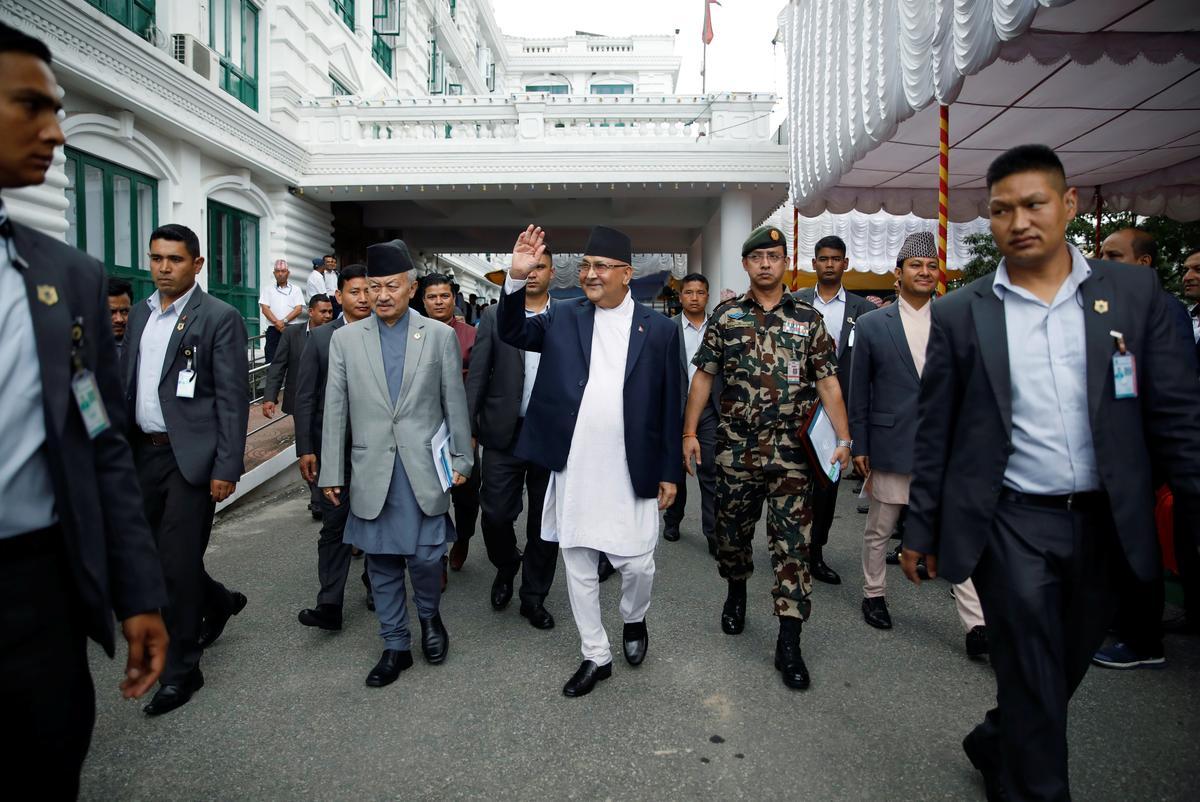Indië en Nepal open Suid-Asië se eerste grensoverschrijdende oliepypleiding