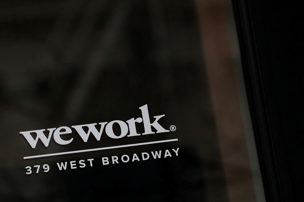 WeWork presses on with IPO, pushing SoftBank into a corner