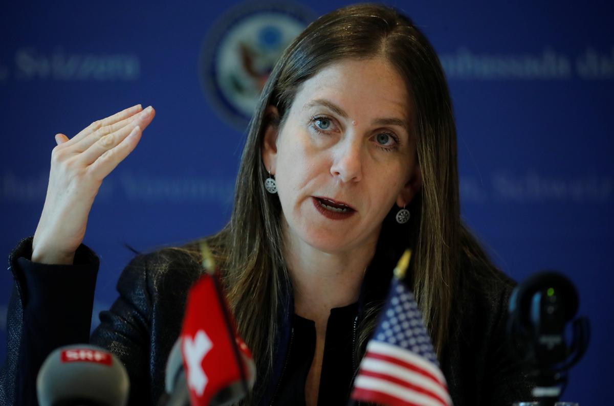 Weegskaal-gebaseerde Weegskaal sal moet voldoen aan taai Amerikaanse standaarde - Amerikaanse tesourie