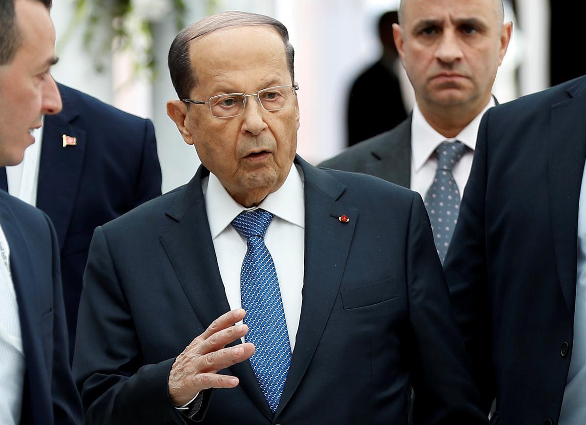 Libanon hoop dat die VSA bemiddeling sal hervat in grensgeskille met Israel