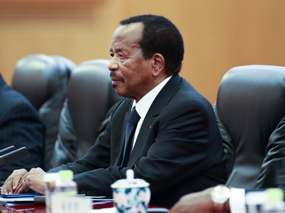 Die leier van Kameroen sê die regering sal samesprekings reël om separatistiese krisis op te los