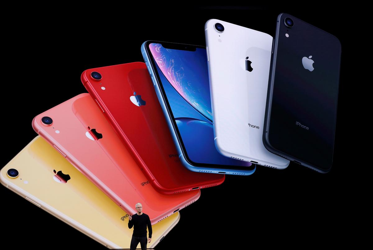 Apple se nuwe, laer prys-iPhone laat die laagtepunt in Asië reageer