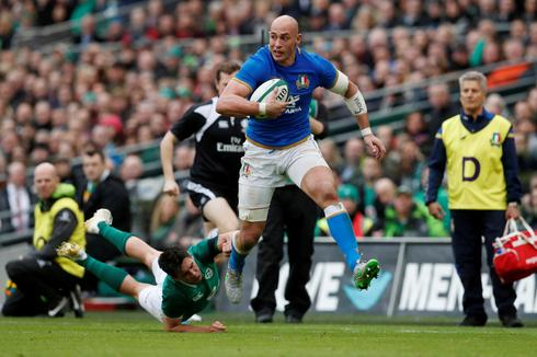 Italy's Parisse dares to dream in World Cup swansong