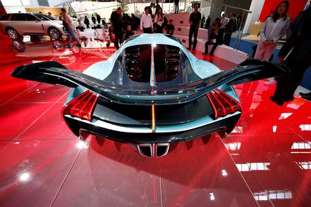 Chinese firms out in force at Frankfurt boosted by battery builders