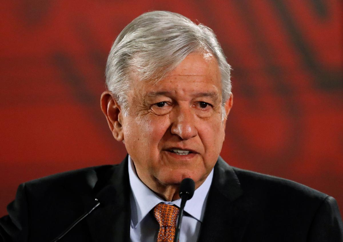 Mexican president says had good call with Trump, pledges cooperation