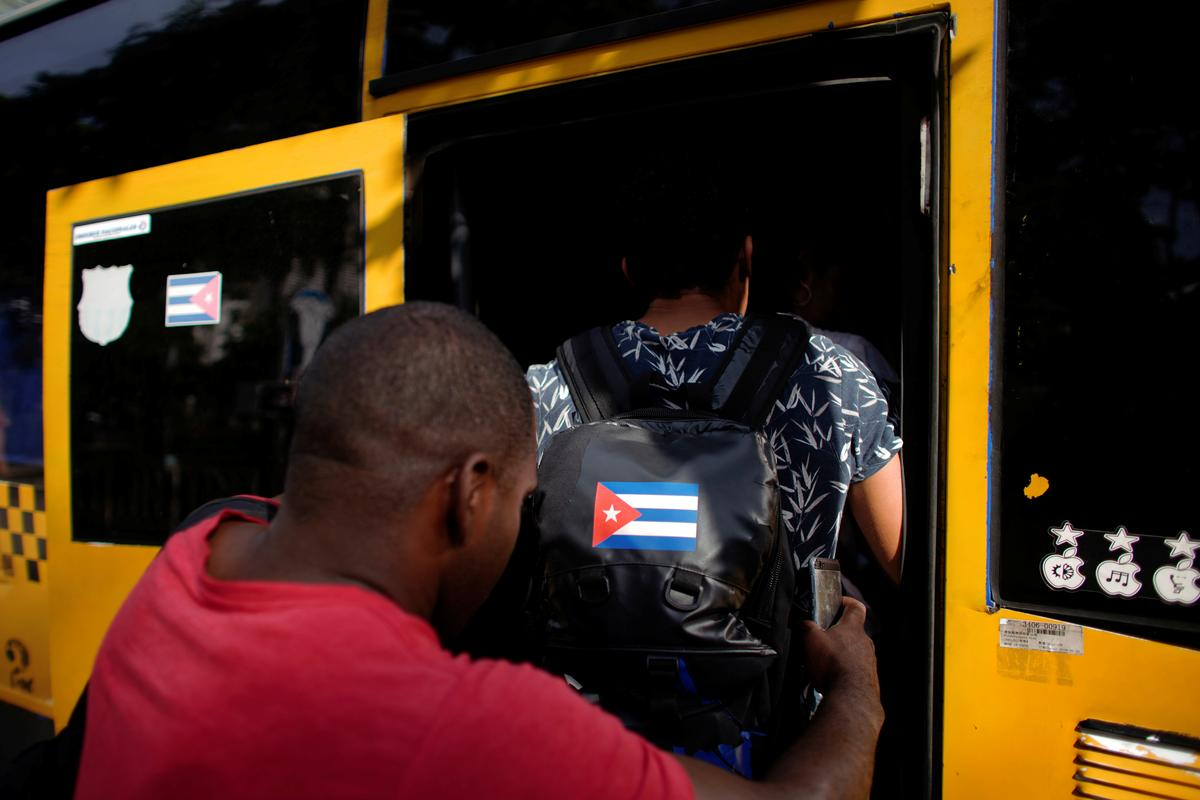 Cuba says battling acute fuel shortage due to U.S. sanctions