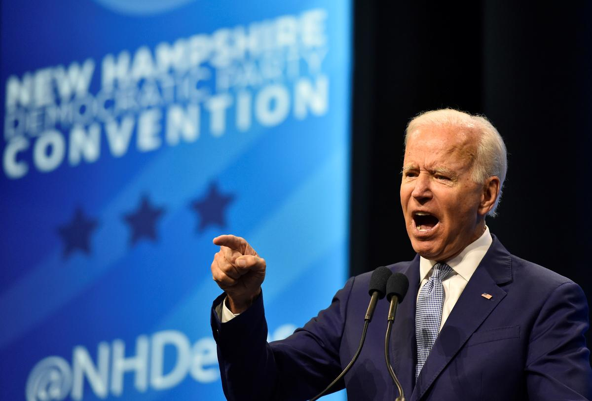 Biden, Warren to share stage for first time at Democratic presidential debate