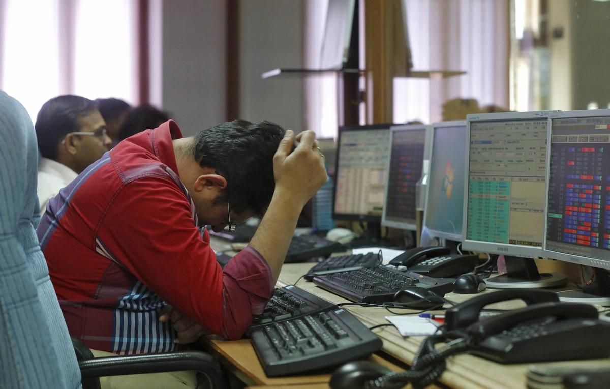 Nifty, Sensex snap multi-day rally to end lower