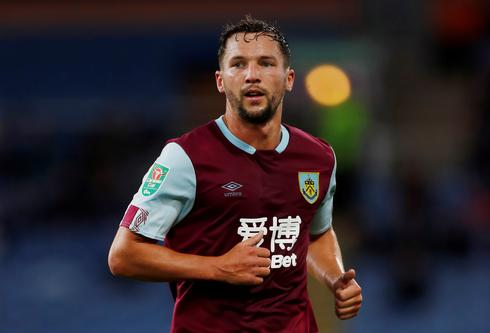 Burnley's Drinkwater out for two weeks after nightclub incident