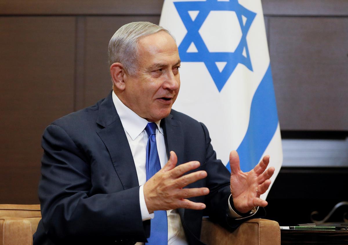 Israel moet vryheid hê om teen Iran op te tree, sê Netanyahu in Rusland