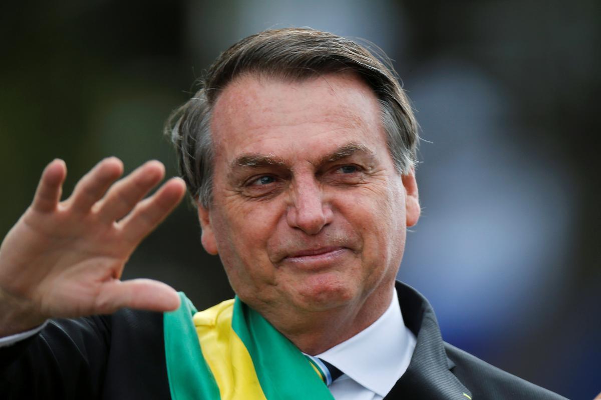 Bolsonaro, Brasilië, sal nog vier dae ná die operasie rus