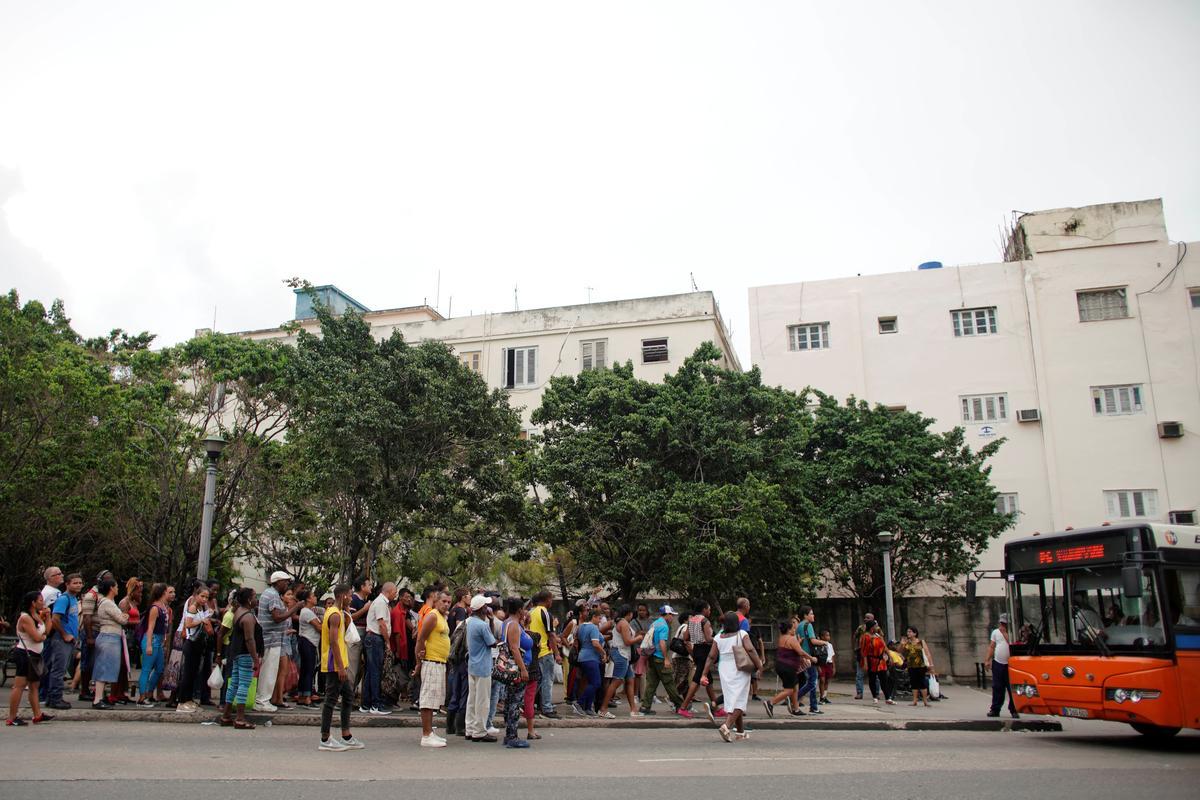 Cuba's acute fuel shortage begins to bite