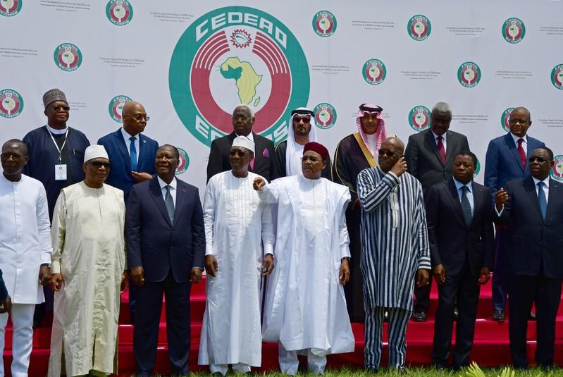 Image result for West African leaders pledge $1 bln to combat Islamist threat