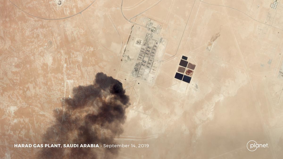 Omvang, presisie van Saoedi-olie-aanvalle toon Iran te blameer: Amerikaanse amptenare