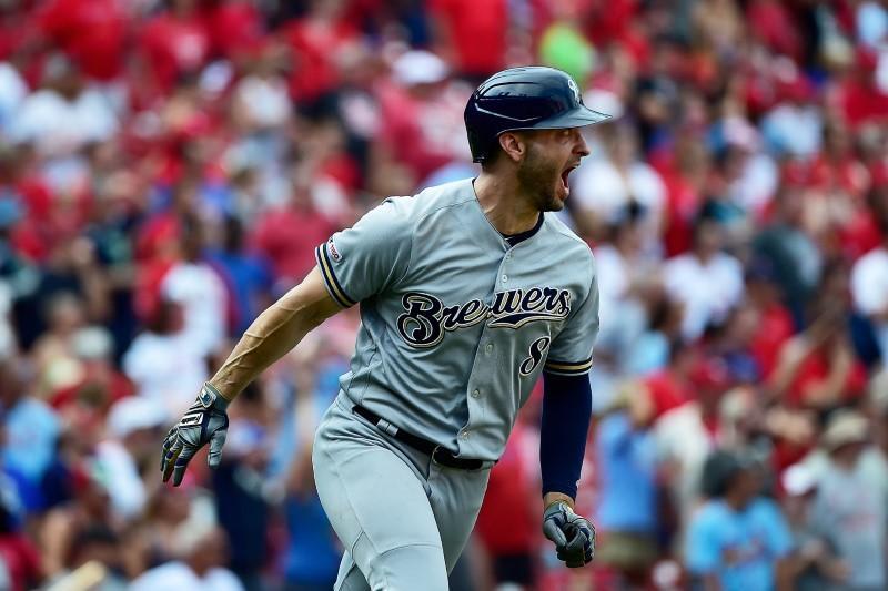 MLB roundup: Brewers win on Braun's 9th-inning slam
