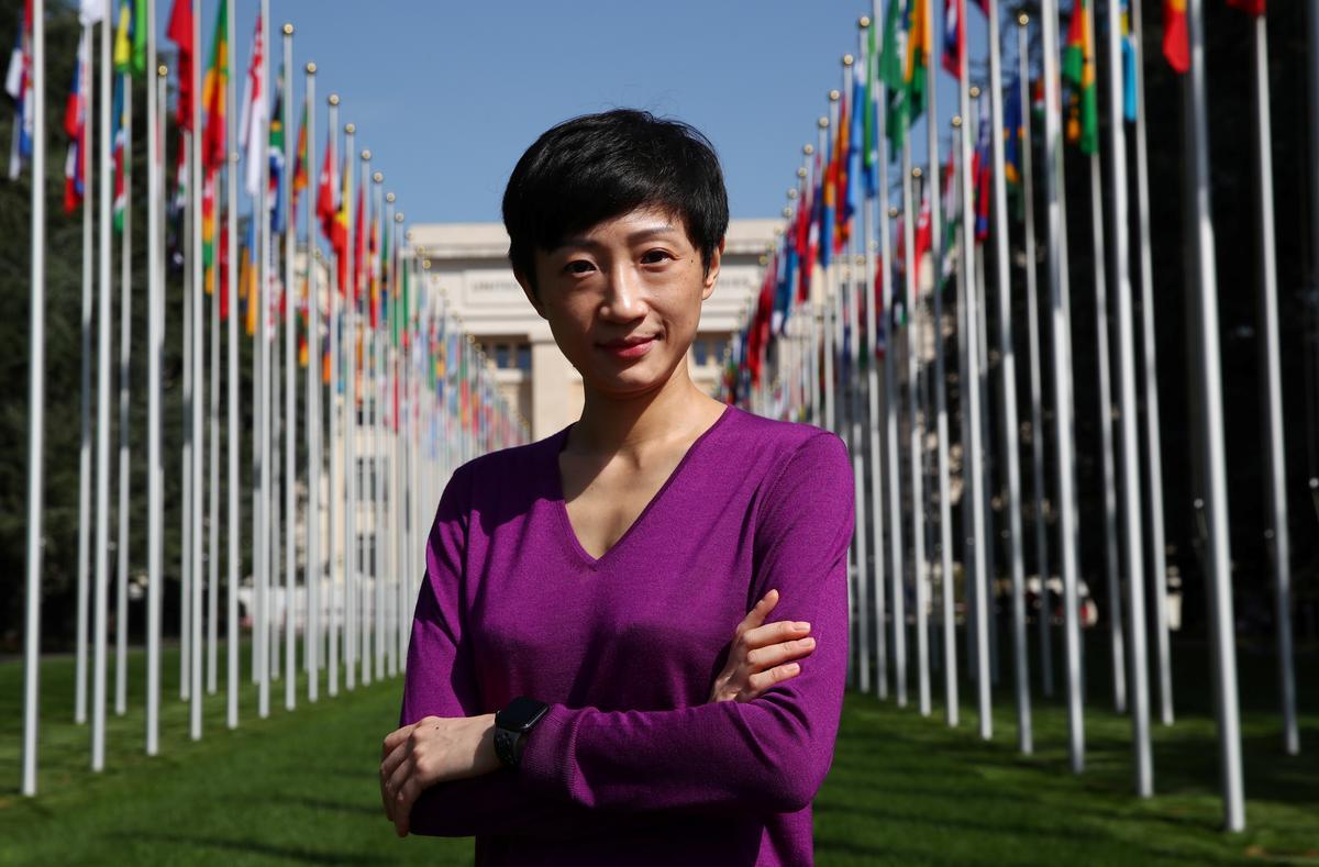 Hongkongse wetgewer dring daarop aan dat die VN-regte-liggaam 'polisie-mishandeling' ondersoek