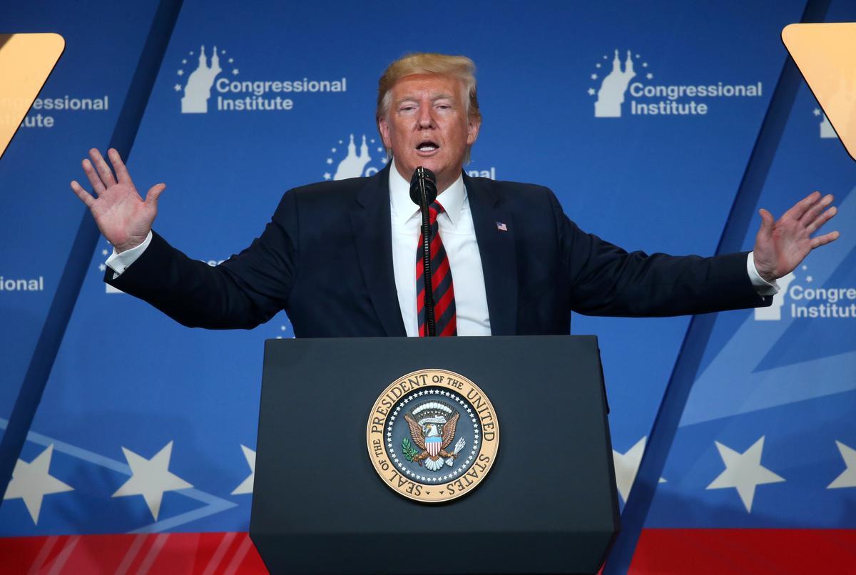 Trump belowe om bondgenote in die Midde-Ooste te help ná Saoedi-aanvalle