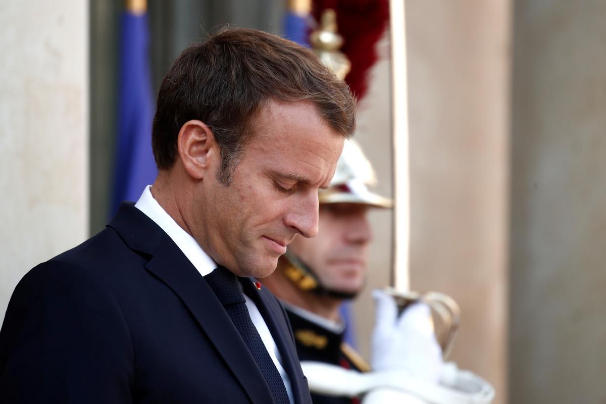 Frankryk se Macron is besorg oor Israeliese opmerkings oor die anneksasie: Elysee
