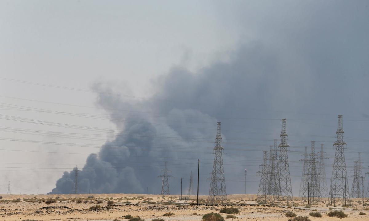 Die Verenigde State oorweeg meer deelname met Saoedi-Arabië na aanval: bronne