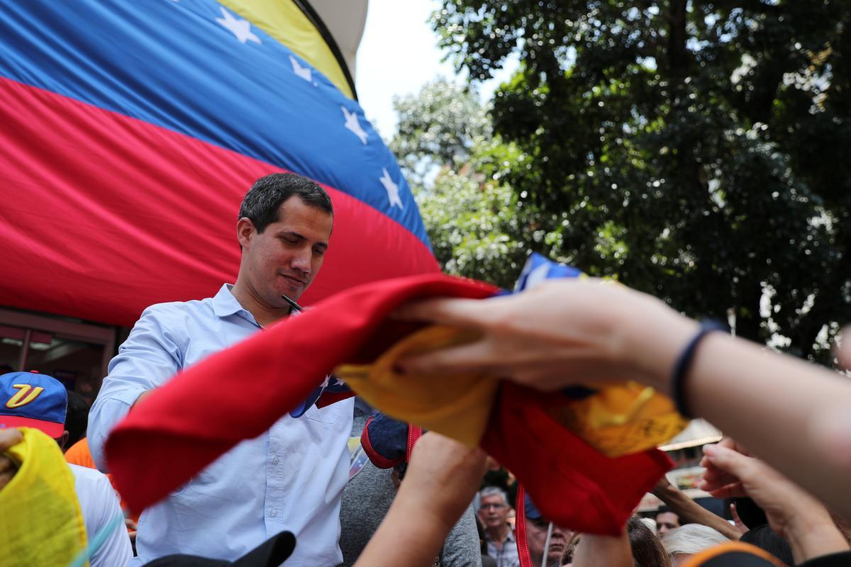 Guaido van Venezuela oorweeg dit om die VN se algemene vergadering by te woon: gesant