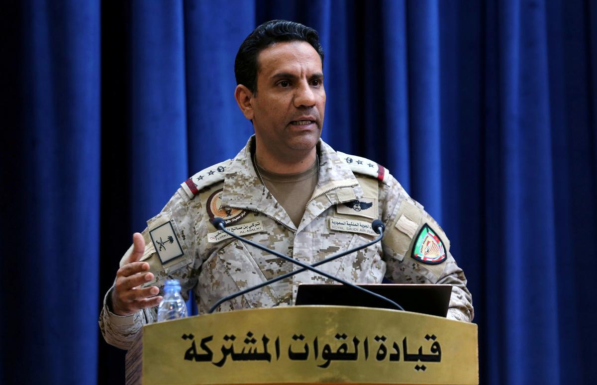 Bewyse dui op Iranse wapens wat in Saoedi-aanval gebruik is, sê Saudis