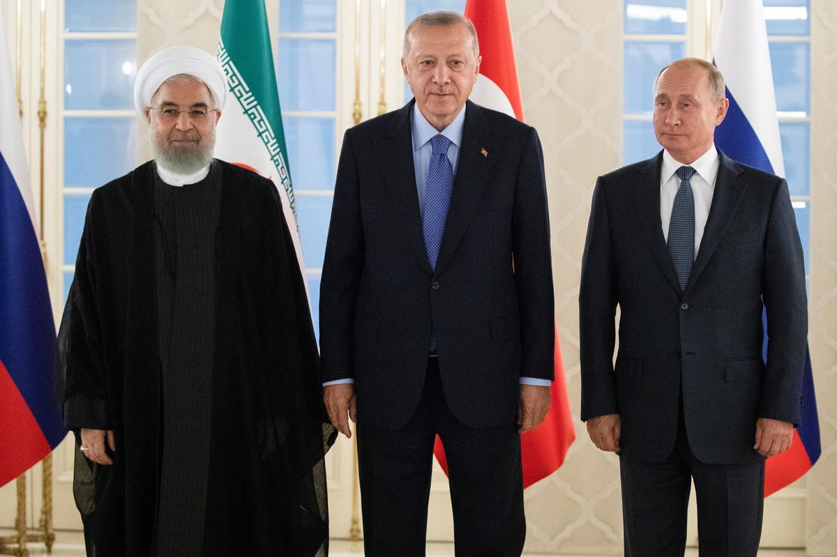 Iran se Rouhani sê diplomasie is net die oplossing om Sirië se krisis te beëindig