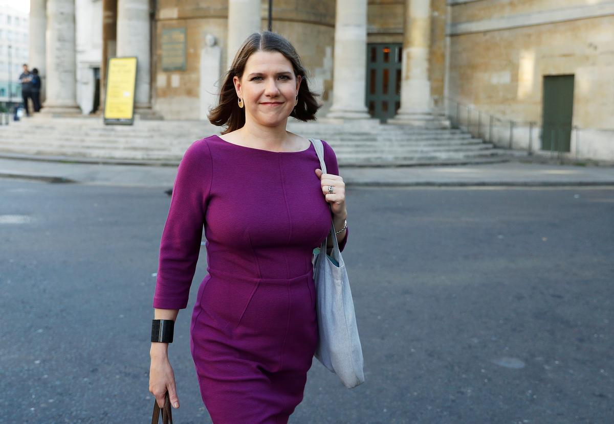 Jo Swinson says Lib Dem ambition has 'no limits' as she claims she can be PMRelated Stories Lib Dem humiliation: Swinson receives furious backlash as 'Remain Alliance' plan savaged Jo Swinson lets slip Remain Alliance plot that could prove disaster for Boris Johnson Experts split over tactical voting in key London battlegrounds Why it's not in Boris Johnson's interests to kill off the Brexit Party Nigel Farage's threat to Boris Johnson: Here are my 600 candidatesStories Curated For You
