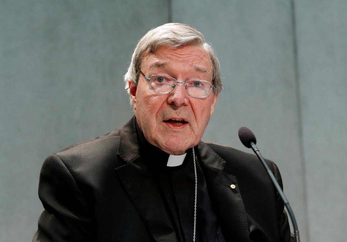 Oud-Vatikaan-tesourier Pell doen 'n laaste beroep op skuldigbevindings oor seksuele misdrywe