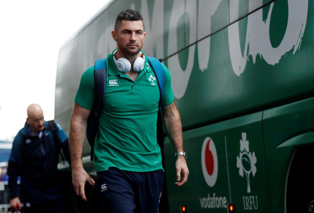 Ireland's Kearney doubtful for World Cup opener