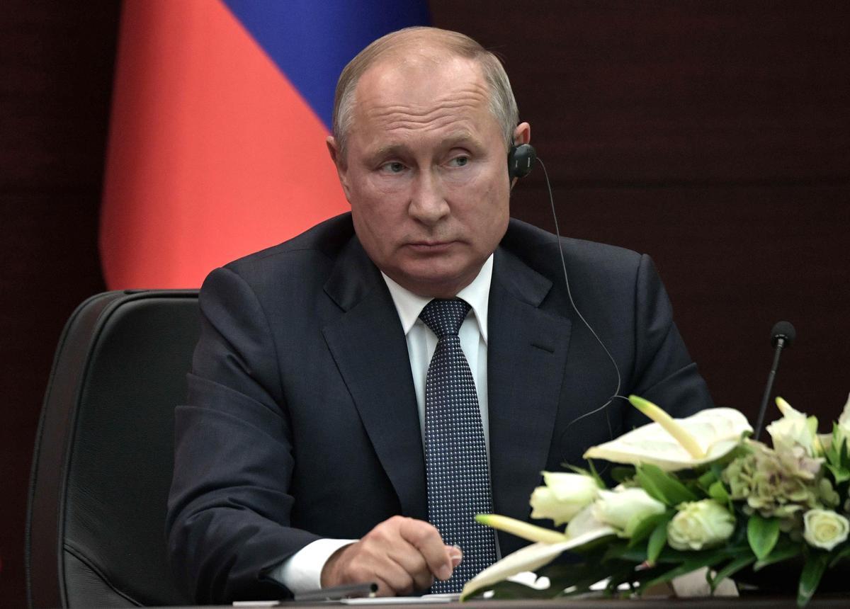 Rusland se Poetin beplan om Israel in Januarie 2020 te besoek