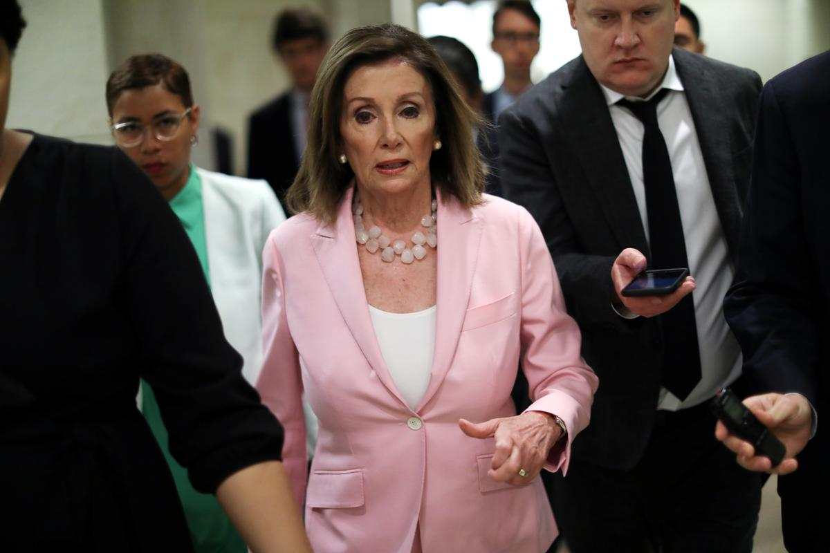 Die Amerikaanse Huis se speaker, Pelosi, vra inligtingsessies oor Saoedi-aanvalle