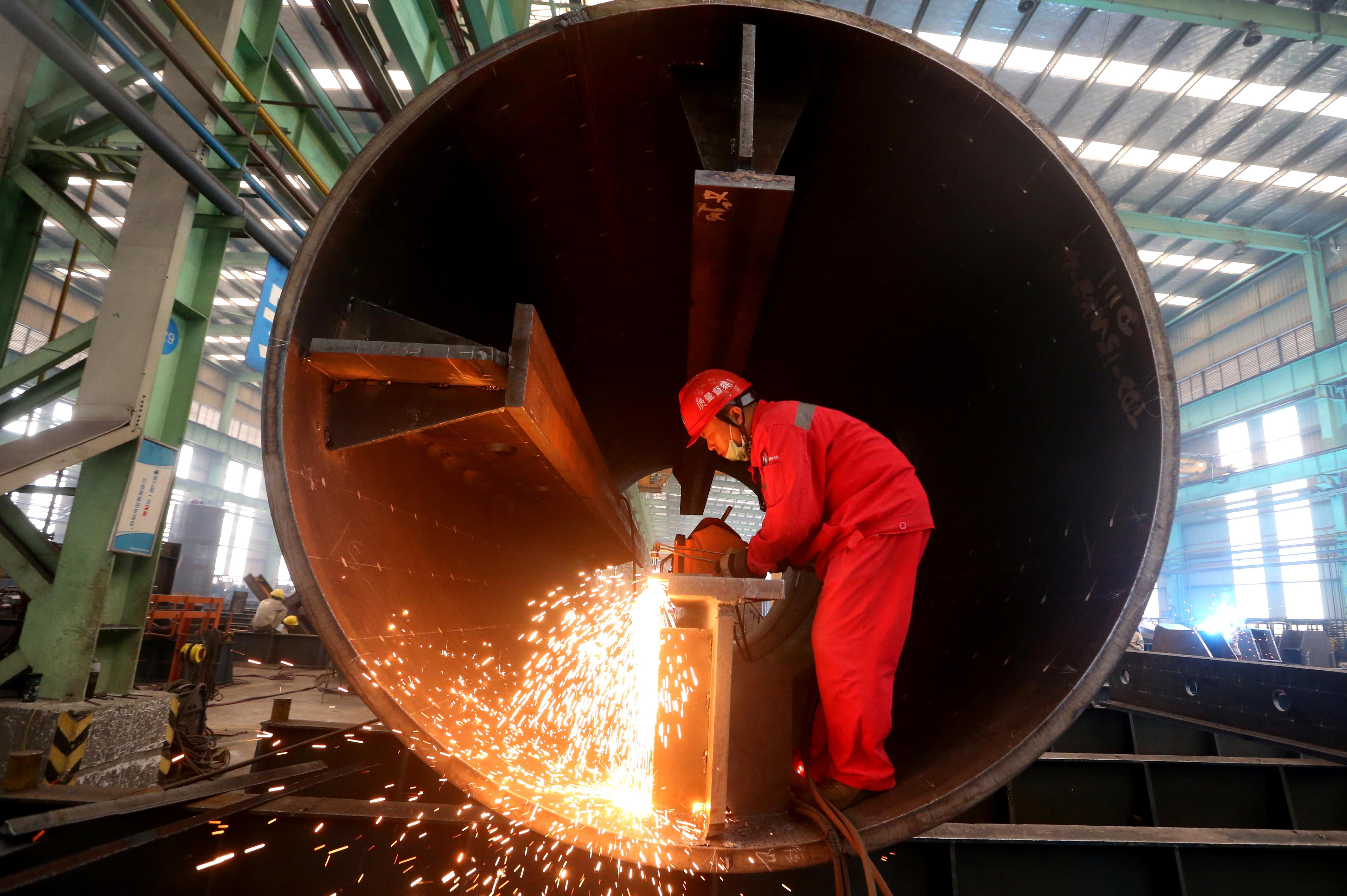 Column: Steel and base metals express divergent views on China