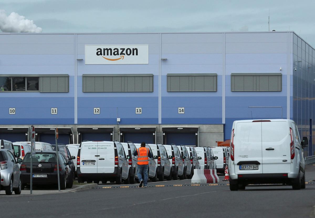 Amazon huur eie bestuurders in die Duitse afleweringspos vir laaste kilometer