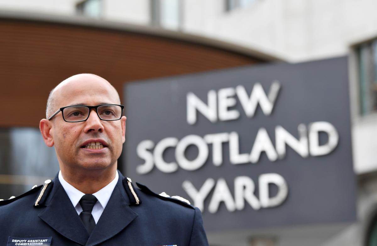 Die polisie in Londen en Facebook beweeg om die stroom van terreuraanvalle regstreeks te stop
