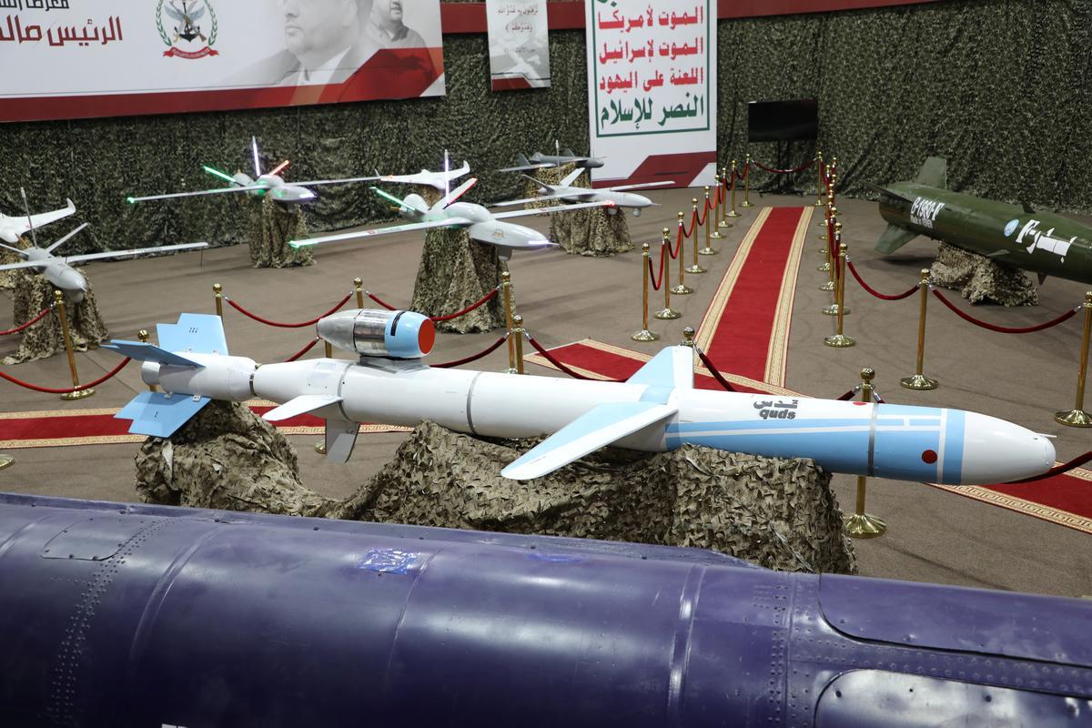 Jemen Houthi-drones, missiele trotseer jare van Saoedi-lugaanvalle