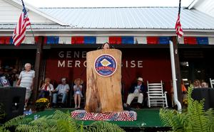 Democratic candidates stump in South Carolina
