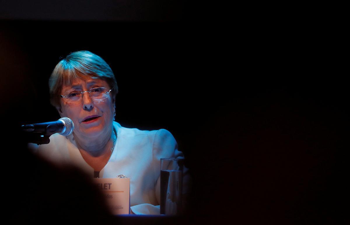 Die voormalige president van Chili, Bachelet, ontken bande met die Car Wash-skandaal in Brasilië