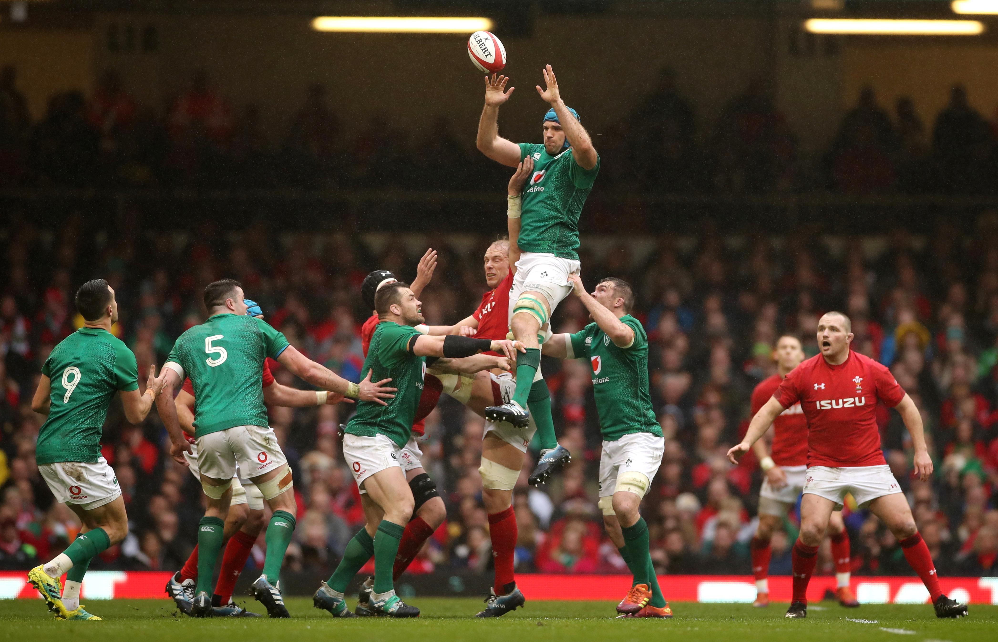 Rugby: Irish lineout comes into focus amid selection tradeoffs