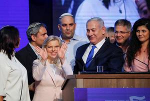 Israel's Netanyahu fights for record fifth term