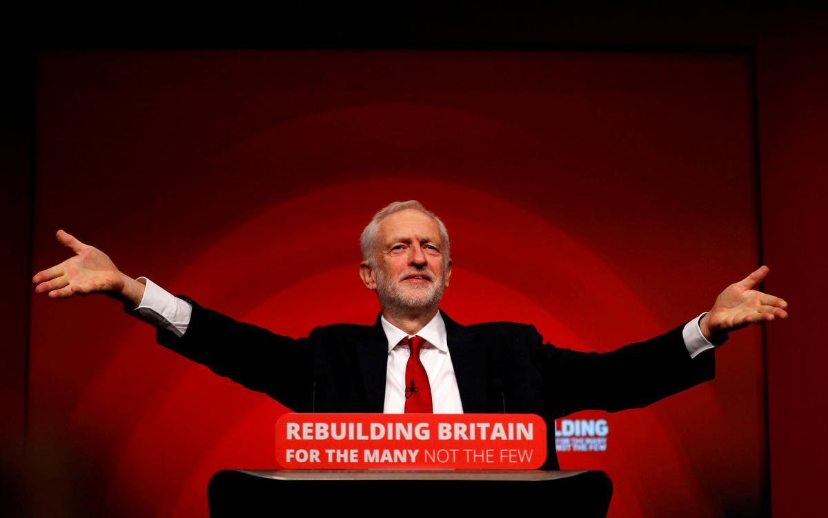 Die Britse Corbyn beloof EU-referendum; sê nie hoe hy sal optree nie
