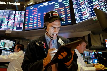 Wall Street set to open lower after FedEx profit warning; Fed on tap