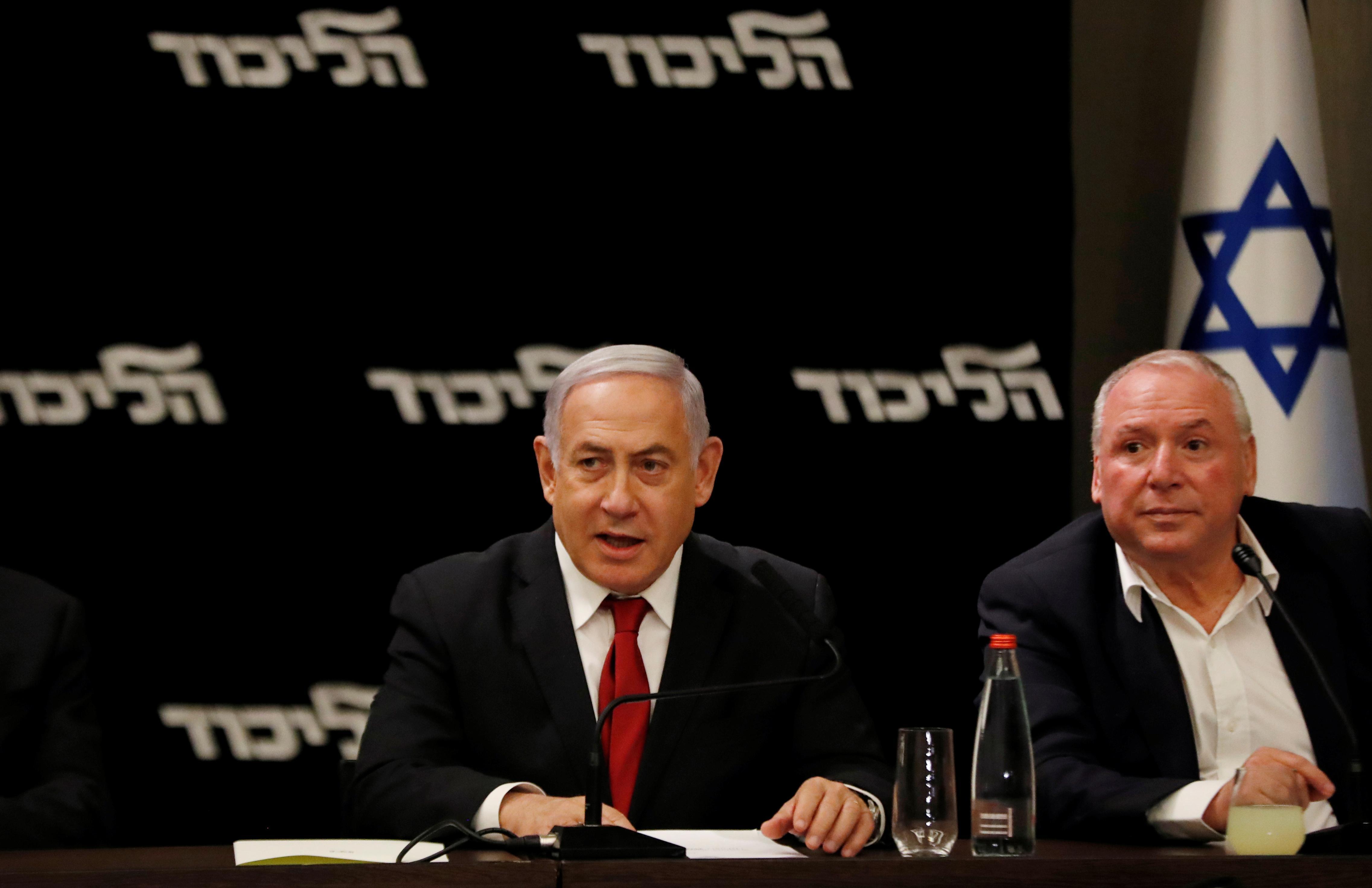Israeli voters deliver deadlock, Netanyahu's tenure in doubt