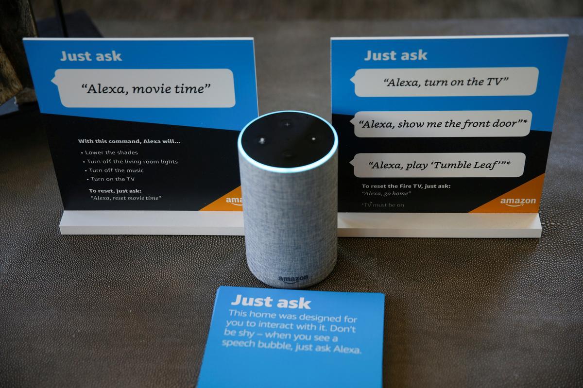 'Alexa, stuur $ 20 na my gunsteling presidentskandidaat'