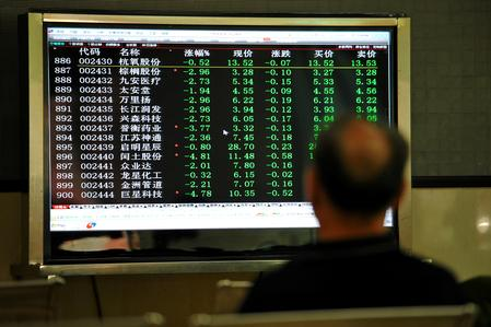 Asian shares decline on guarded Fed, yen rises after BOJ holds fire