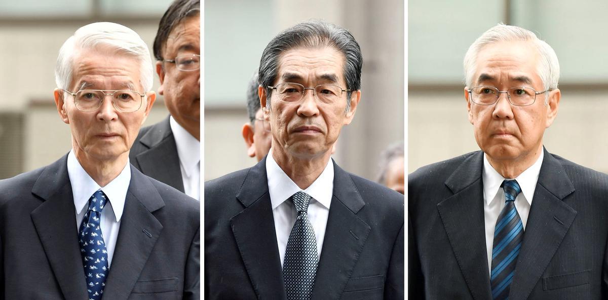 Die hof in Tokio maak voormalige bestuurders van Tepco skoon van nalatigheid oor die Fukushima-ramp