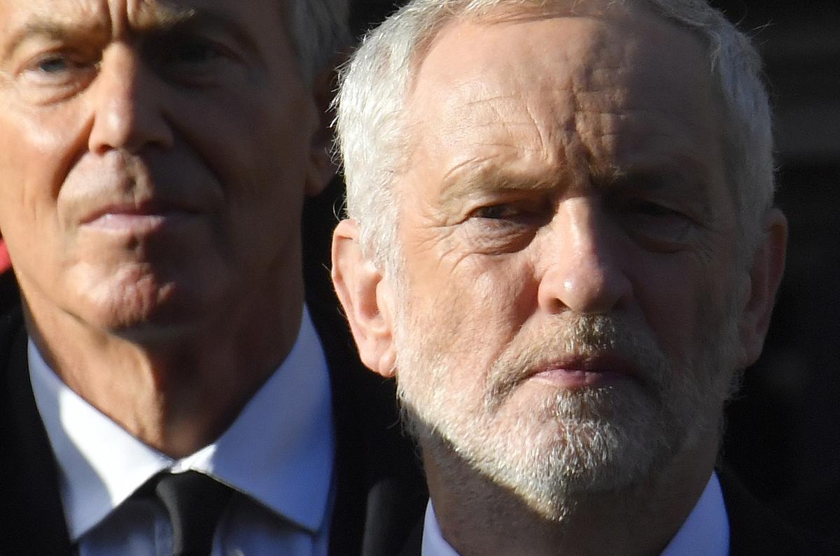 UK's Labour begin Blair se veranderinge aan die nasionaliseringsbeleid omkeer
