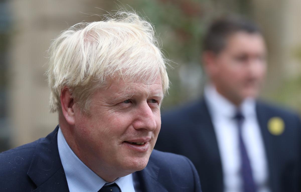 Die Britse hooggeregshof verhoor die aanval op premier Johnson van oud-leier Major